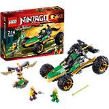 LEGO 70755 Ninjago: Lloyds Dschungelräuber
