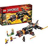 LEGO 70747 Ninjago: Cole's Felsenbrecher
