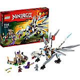 LEGO 70748 Ninjago: Titandrache