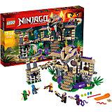 LEGO 70749 Ninjago: Tempel der Anacondrai