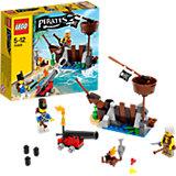 LEGO 70409 Pirates: Verteidigung des Schiffswracks