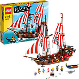 LEGO 70413 Pirates: Großes Piratenschiff