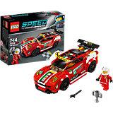 LEGO Speed Champions 75908: 458 Италия GT2