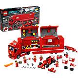 LEGO Speed Champions 75913: F14 T и Scuderia Ferrari