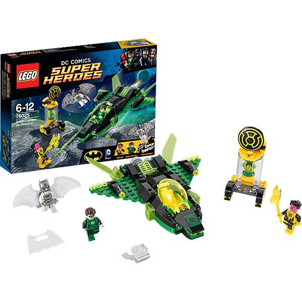 LEGO Super Heroes 76025: Зеленый Фонарь против Синестро