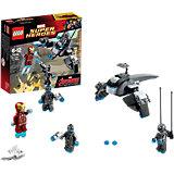 LEGO Super Heroes 76029: Железный человек против Альтрона