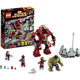 LEGO 76031 Super Heroes: Hulkbuster Rettungsmission