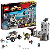 LEGO 76041 Super Heroes: Einbruch in die Hydra-Festung