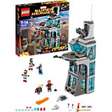 LEGO 76038 Super Heroes: Angriff auf den Avengers Tower