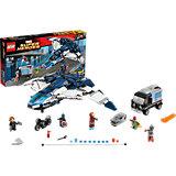LEGO Super Heroes 76032: Погоня на Квинджете Мстителей