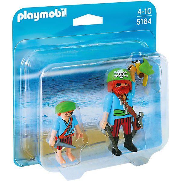ДУО: Пираты отец с сыном, PLAYMOBIL