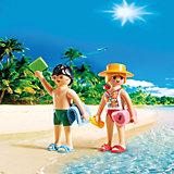 ДУО: Посетители пляжа, PLAYMOBIL