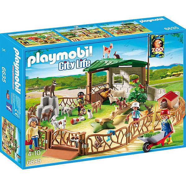 Детский контактный зоопарк, PLAYMOBIL
