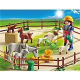 Фермер с домашними животными, PLAYMOBIL