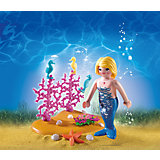 Яйцо: Русалочка и морские коньки, PLAYMOBIL