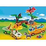 PLAYMOBIL® 5047 1-2-3: Große Afrika-Safari