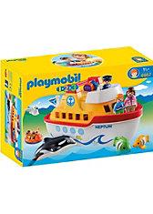 PLAYMOBIL® 6957 1-2-3: Mein Schiff zum Mitnehmen