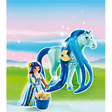 Принцессы: Принцесса Луна с Лошадкой, PLAYMOBIL