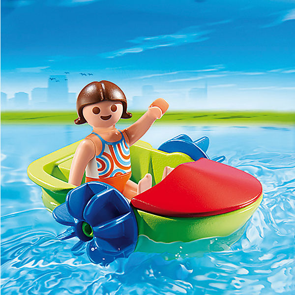 PLAYMOBIL® 6675 Fun-Boot