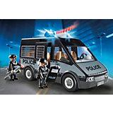 PLAYMOBIL® 6043 Polizei-Mannschaftswagen mit Licht und Sound (Aktionsartikel)