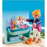 PLAYMOBIL® 5368 Special Plus: Mutter mit Baby-Wickeltisch