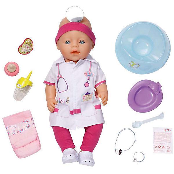 """Интерактивная кукла """"Доктор"""", 43 см, BABY born"""