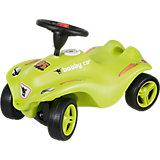 BIG NEW Fan-Bobby Car, grün- Exklusivartikel