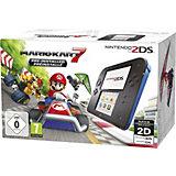 2DS Schwarz + Mario Kart 7 (vorinstalliert )