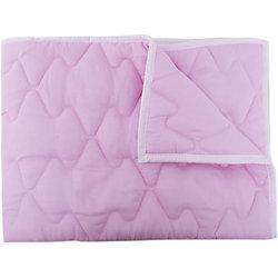 Одеяло стеганное, 110х140 см, Baby Nice, белый