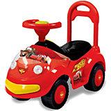 Машина-каталка Bugati, со светом и звуком, Тачки