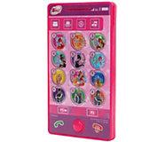 Сенсорный телефон Winx Club, со светом, 5 режимов, Умка