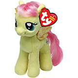 Пони Флаттершай, 20 см, My little Pony, Ty