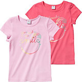S.OLIVER T-Shirt Doppelpack für Mädchen