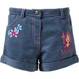 MIA AND ME Sweatshorts in Jeansoptik für Mädchen
