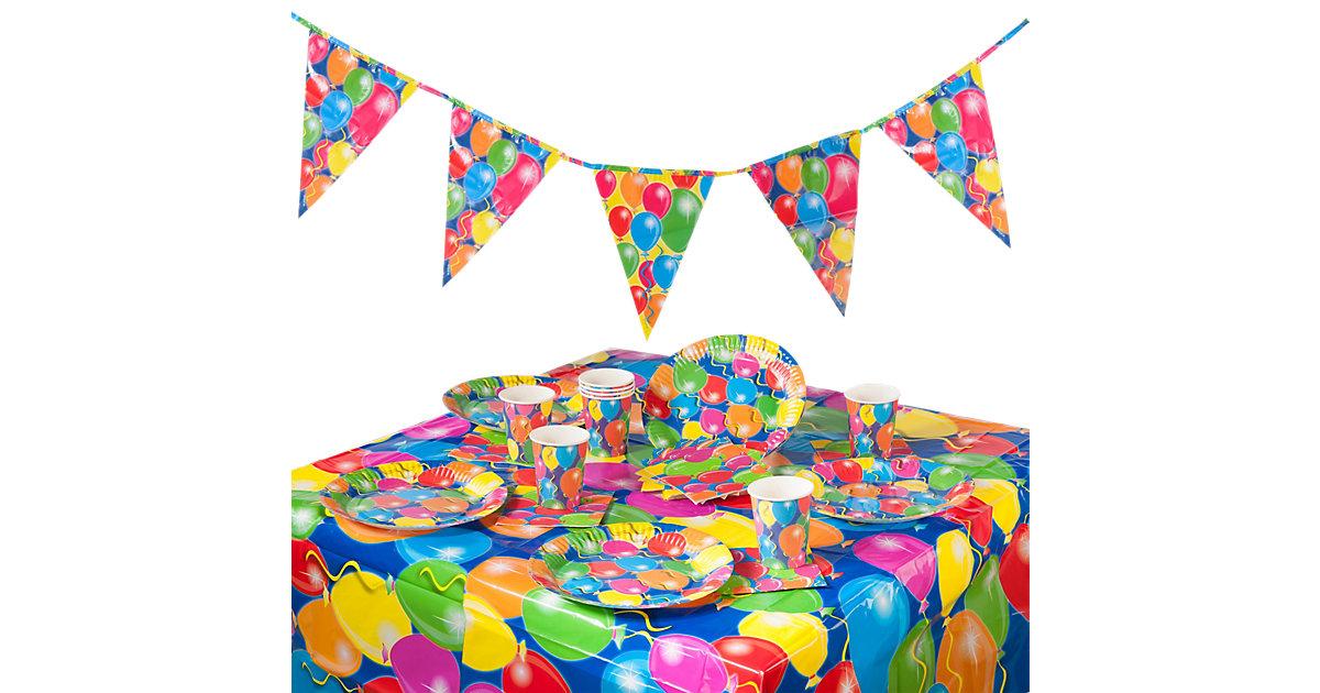 Partyset Ballon, 38-tlg.