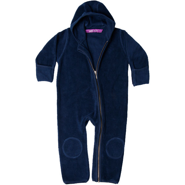 LIVING CRAFTS Baby Fleece Overall Organic Cotton