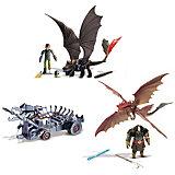 Dragons Power Attack Set Hicks  & Drago