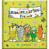 Alle meine Kindergarten-Freunde, Freundebuch