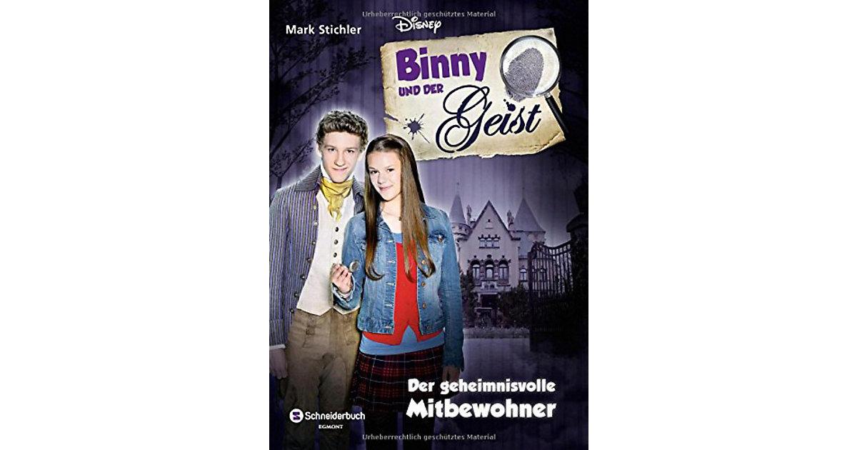 Binny und der Geist: Der geheimnisvolle Mitbewo...