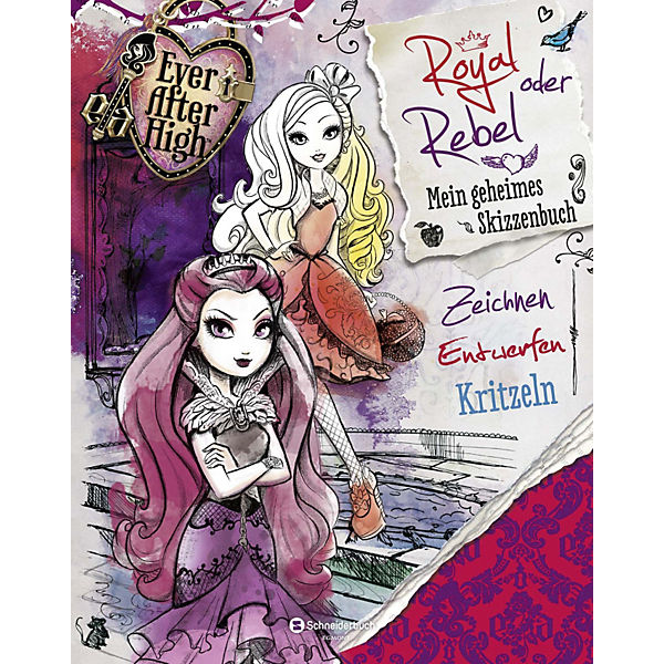 Ever After High: Royal oder Rebel