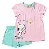 SNOOPY Schlafanzug für Mädchen