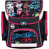 Schulranzenset Campus Plus Monster High, 5-tlg.