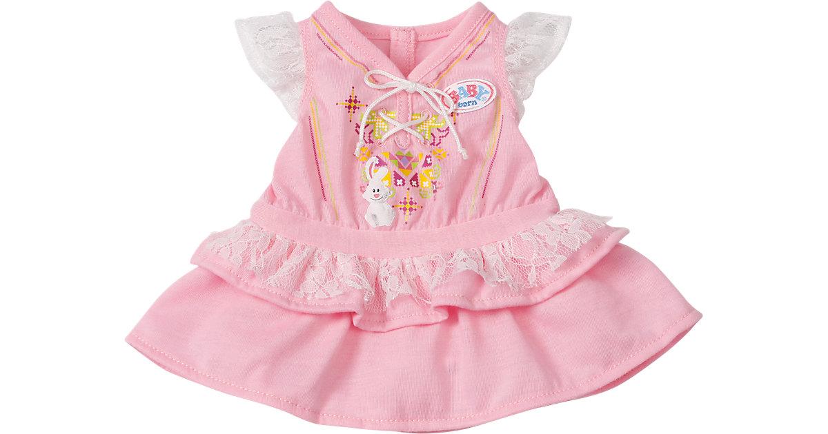 BABY born® Puppenkleidung Kleid rosa, 43 cm