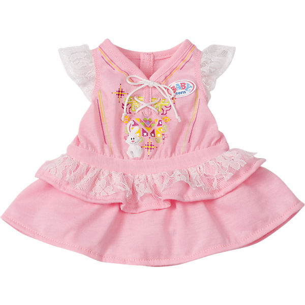 BABY born® Puppenkleidung Kleid rosa, 43 cm