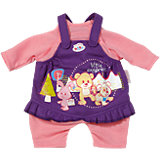 my little BABY born EASY FIT Kleidung Kleid, 32 cm