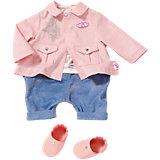 Одежда для прогулки, для куклы, Baby Annabell