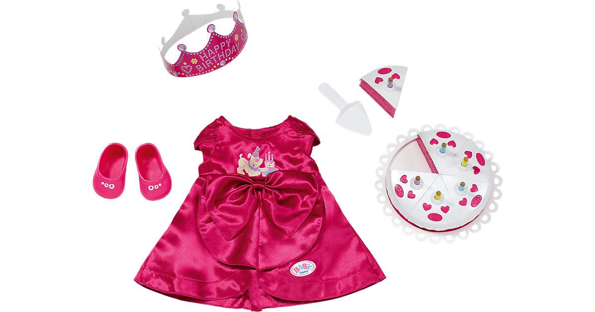 BABY born® Puppenkleidung Deluxe Geburtstags-Set, 43 cm