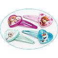 Haarklippchen Disney Princess Frozen, 4 Motive