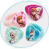 Zöpfchenhalter Disney Princess Frozen, 4 Motive