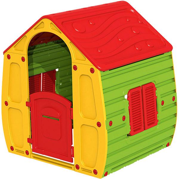 spielhaus traumhaus starplast mytoys. Black Bedroom Furniture Sets. Home Design Ideas
